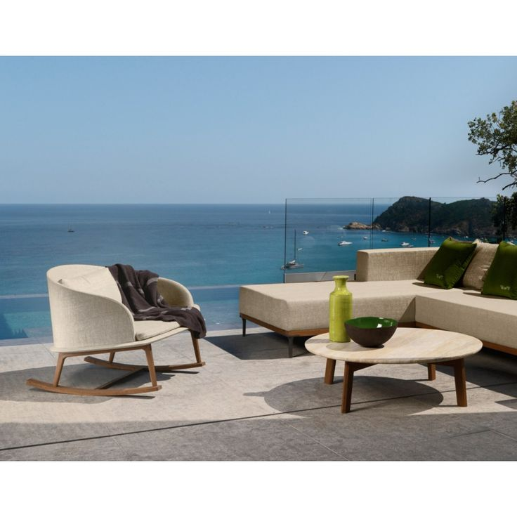 trendy outdoor furniture. cleo rocking chair contemporary outdoor furniture design at cassonicom trendy