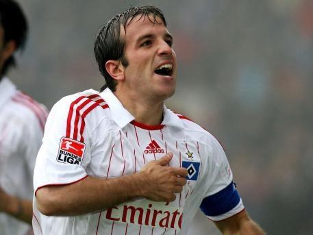 Rafael van der Vaart back home to HSV!
