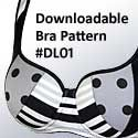 Professional lingerie patterns and sewing supplies — Make Bra