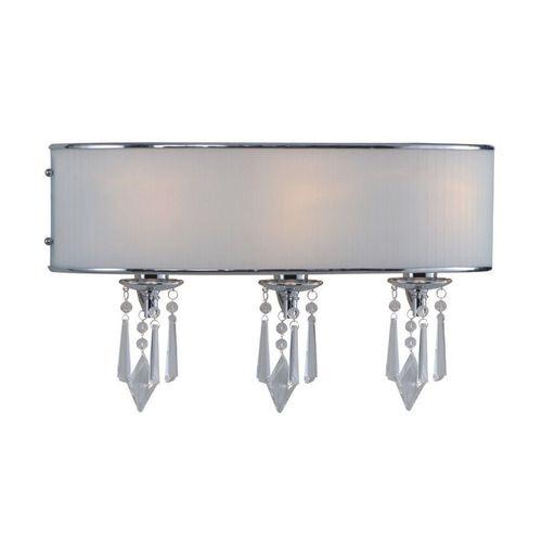 Awesome Chrome Bathroom Light Bar