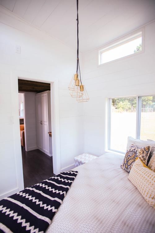 17 best images about compact living on pinterest loft for Tiny house with main floor bedroom