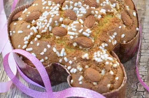 Colomba di Pasqua from Italy #easter #food