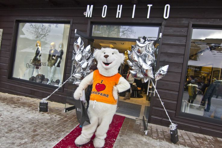 First flagship store in Poland! New Mohito in Zakopane!