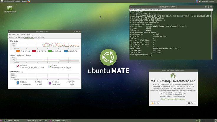 Ubuntu MATE for the Raspberry Pi 2 | Ubuntu MATE