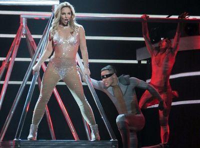 """Das berühmte Popsternchen Britney Spears hatte mit ihrer eigenen Show in Las Vegas, die den Titel """"Piece of Me"""" trägt, schon bei der Showeröffnung von sich Reden gemacht. Auch jetzt, nachdem die Zeit der Show fast rum ist, kann die Show des Popsternchens große Erfolge verbuchen."""