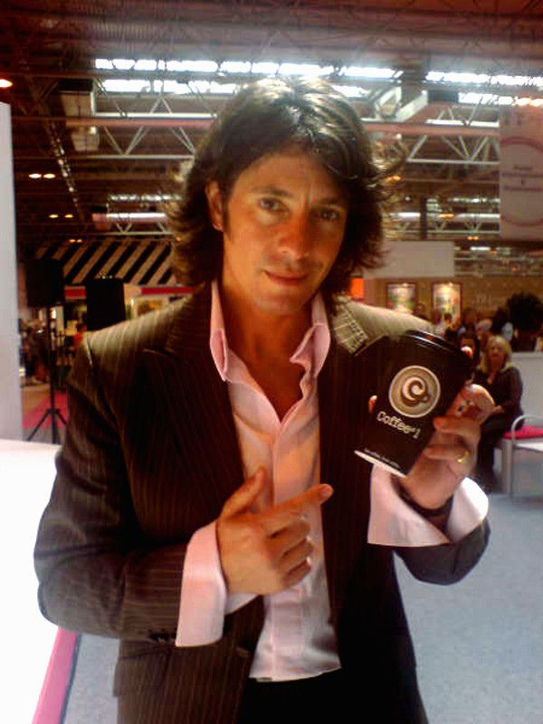 Laurence Llewelyn Bowen - TV personality