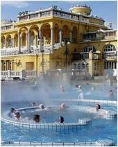 Szechenyi Bath & Spa, Budapest