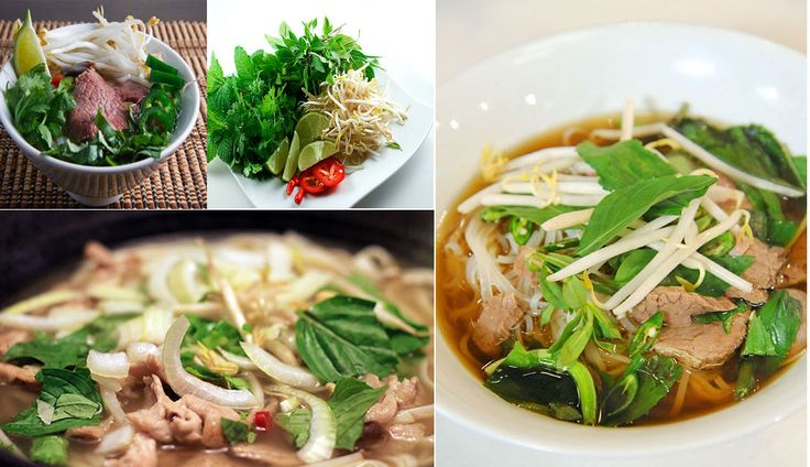 What list of Vietnamese cuisine would be complete without Pho? It's ...