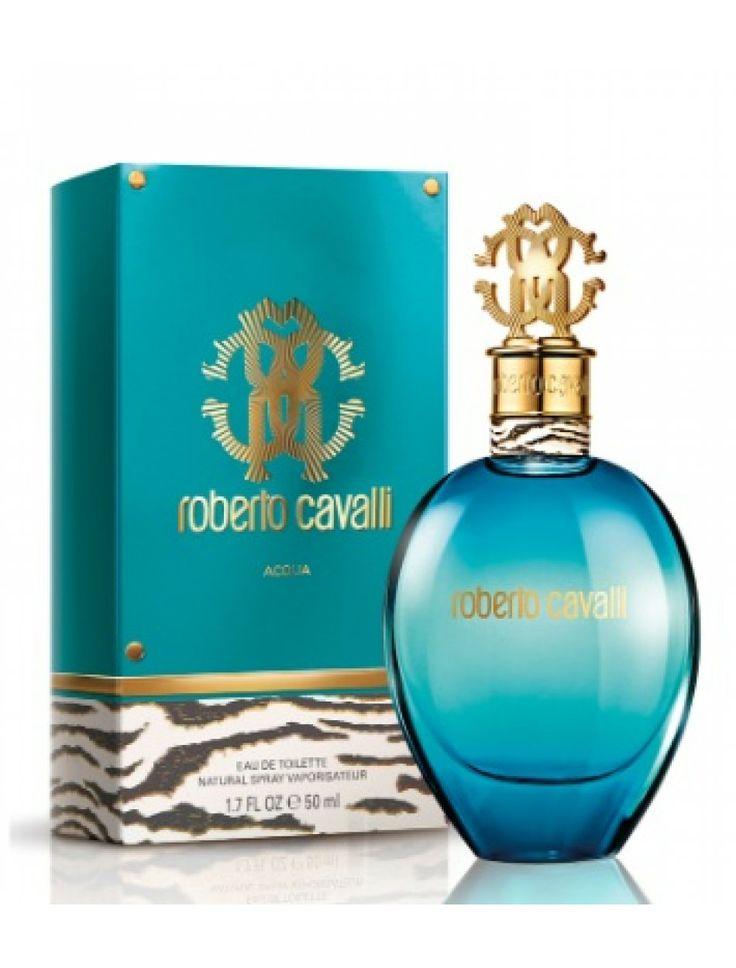 aqua perfume | ... Парфюм Roberto Cavalli Perfume Aqua EDP 75мл. - за жени