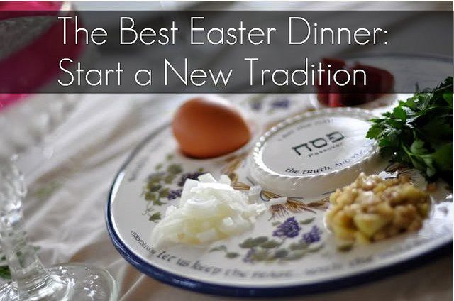 Why a Christian Family May Celebrate Passover:  A Messianic Seder via aholyexperience.com