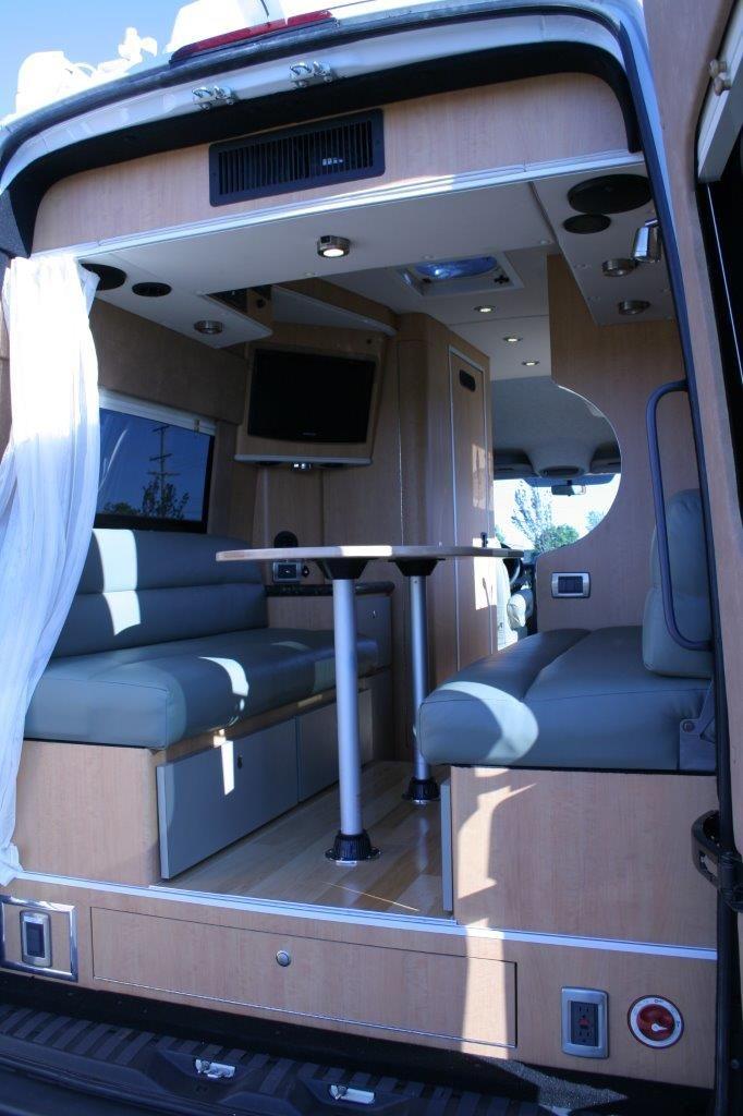 2008 Mercedes Sprinter Camper For Sale With Images Sprinter