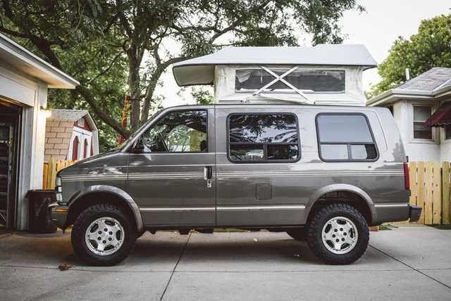 Chevy Astro Pop Top Camper Imgur Astro Van Pop Top