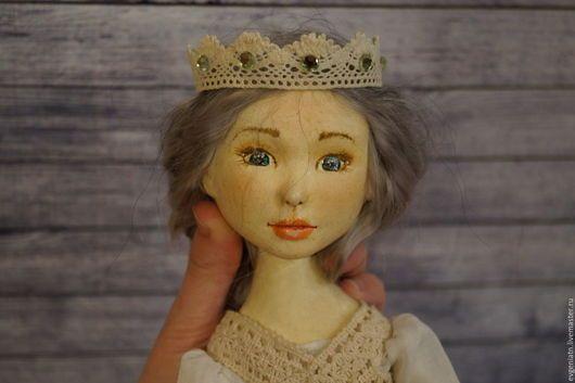 авторская кукла ручной работы  artdoll
