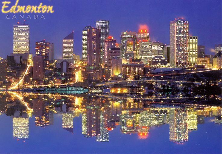 Edmonton postcard #yeg