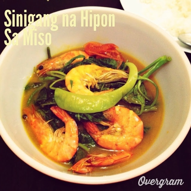 Sinigang na Hipon sa Miso Filipino Recipe | Filipino Foods Recipes