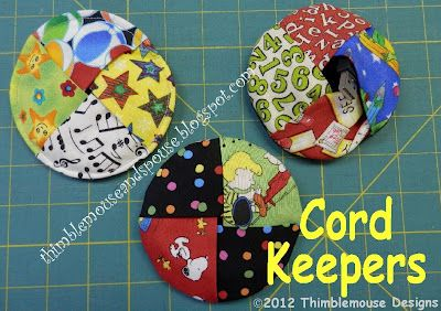 Cord Keepers