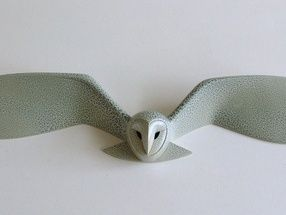 Anthony Theakston Ceramics - Bird sculpture                                                                                                                                                      More