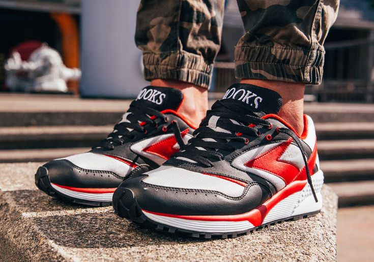 #sneakers #news  Brooks Heritage Adds the Mojo to Their Fall Lineup of Retro Runners