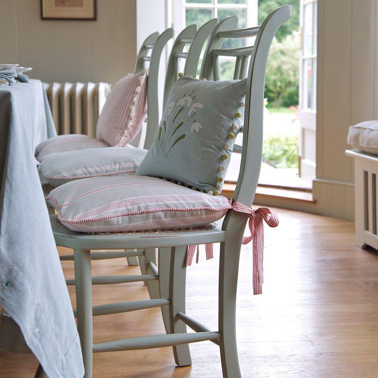 Chair Kitchen Wood Susie Watson Designs Painting
