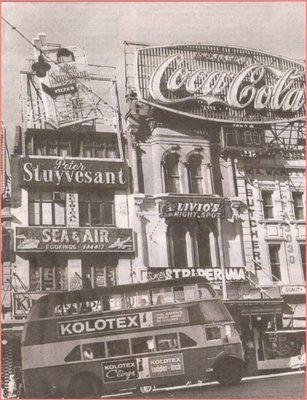 THE WAXHEAD DIARIES: Sydney//1960s Kings Cross