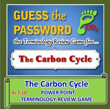 18 best images about ~ My PowerPoint Review Games ~ on Pinterest | Natural ecosystem, Review ...