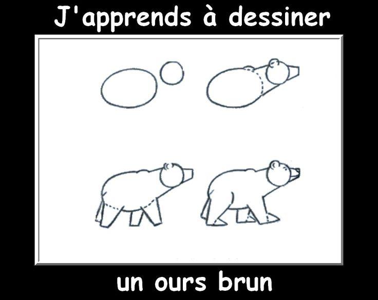 Des fiches j'apprends à dessiner les animaux