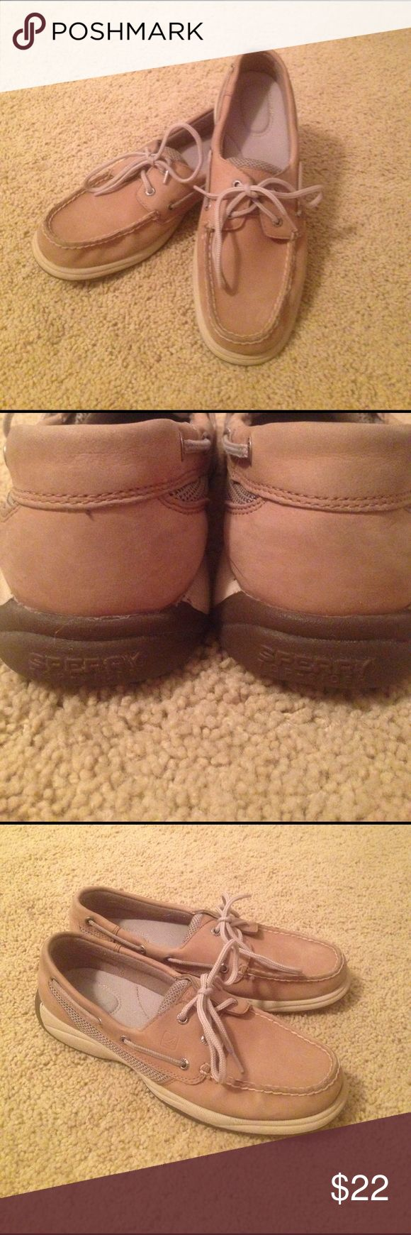 Sperry Top Sider shoes In great condition! Worn only two or three times. No scuff marks. Sperry Top-Sider Shoes Sneakers