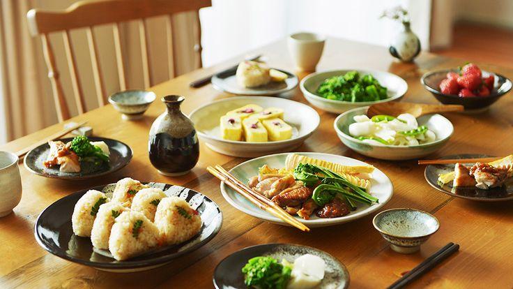 堤焼のある食卓。 | 手とてとテ -仙台・宮城のてしごとたち- japanese feast <3