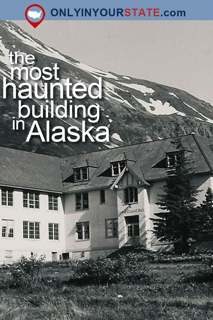 Travel | Alaska | Haunted Alaska | Haunted Places | Real Haunted Places | Haunted USA | Creepy | Scary | Spooky