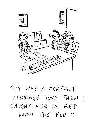 marriage cartoon...