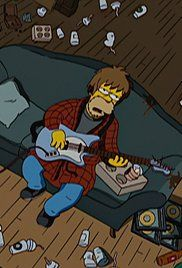 Watch Simpsons Online Fxx. Homer and Marge tell the kids about their life in the early 1990s before they were born, when Marge was enrolled in Springfield College and Homer was the lead singer of a grunge rock band