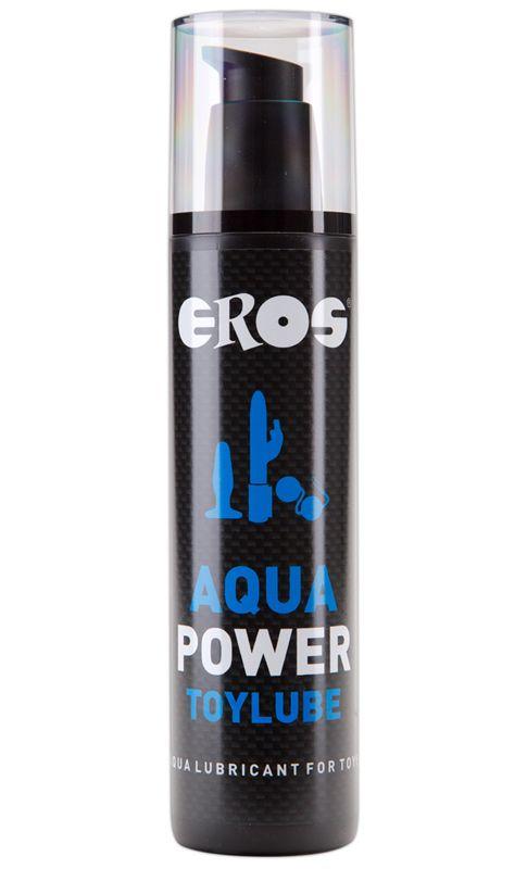 Lubrifiant pour SexToys Eros Aqua Power Lube 250 ml - Gel et lubrifiant/Gel à base d'eau - my-sexshop.fr