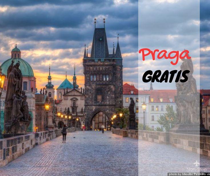 Praga es una ciudad bellísima que debe conocerse por lo menos 1 vez en la vida. Si bien no es una ciudad cara, hay cosas que pueden hacerse GRATIS en Praga