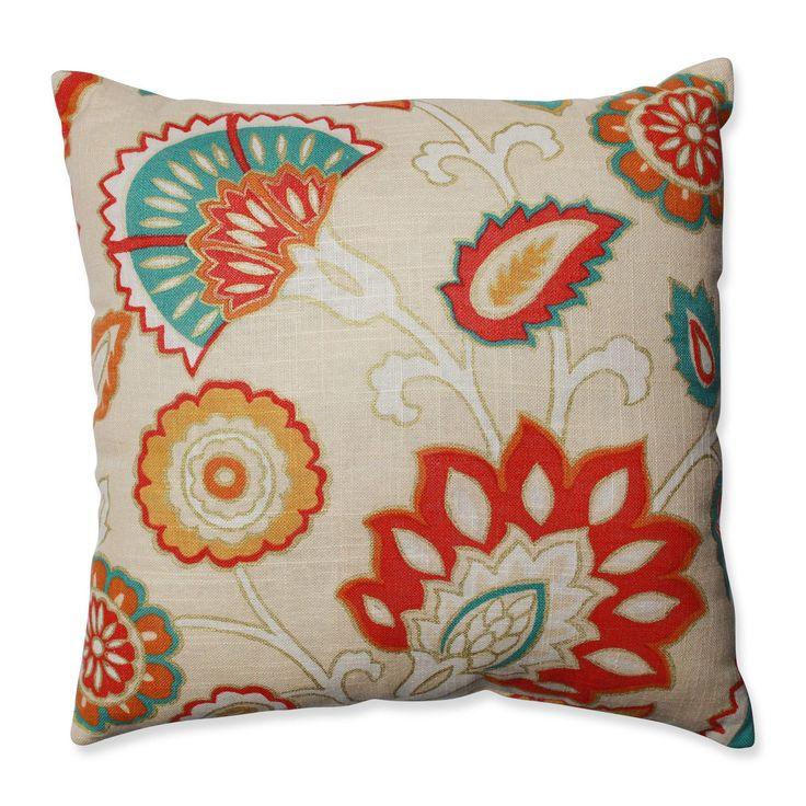 25 best ideas about Orange Throw Pillows on PinterestBlue