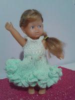 Le petit monde d'Emilie et ses amis: Robe espagnole pour Coraline