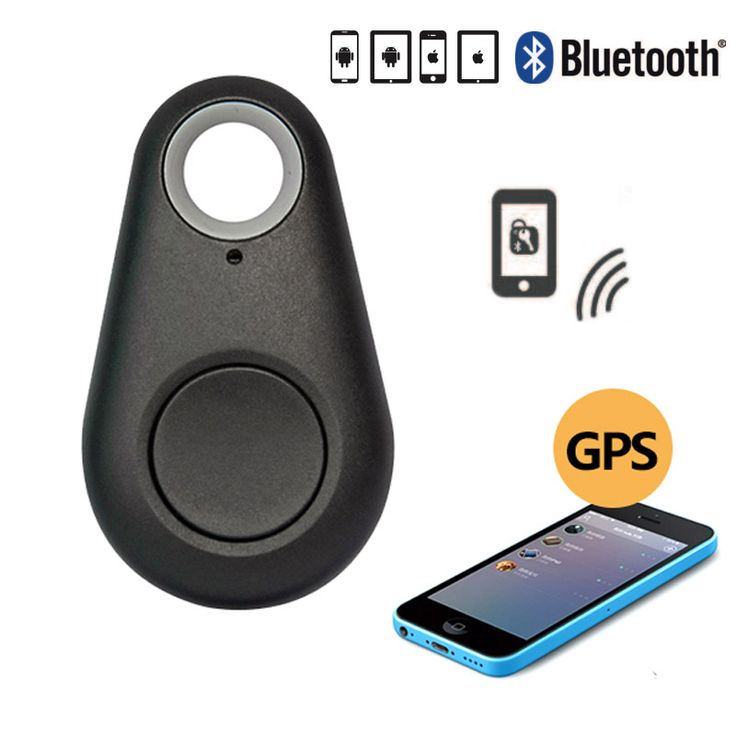 Llavero Bluetooth localizable