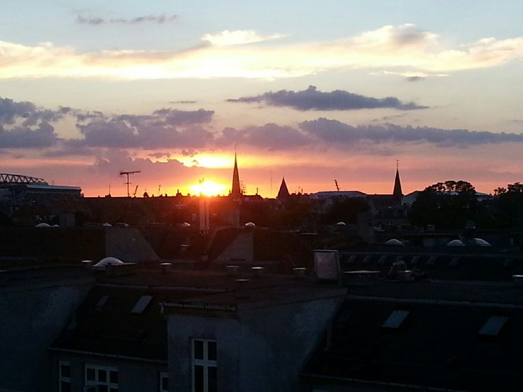 My view over Østerbro