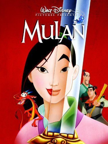 Mulan 1998...Disney brings an ancient legend to life in this animated tale of the brave Mulan, a tomboyish girl who disguises herself as a young man so she can fight with the Imperial Chinese Army against the invading Huns...kids