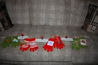 Merry Musical Mittens, an idea that can work for both singing time and sharing time, or for combined singing and sharing time.