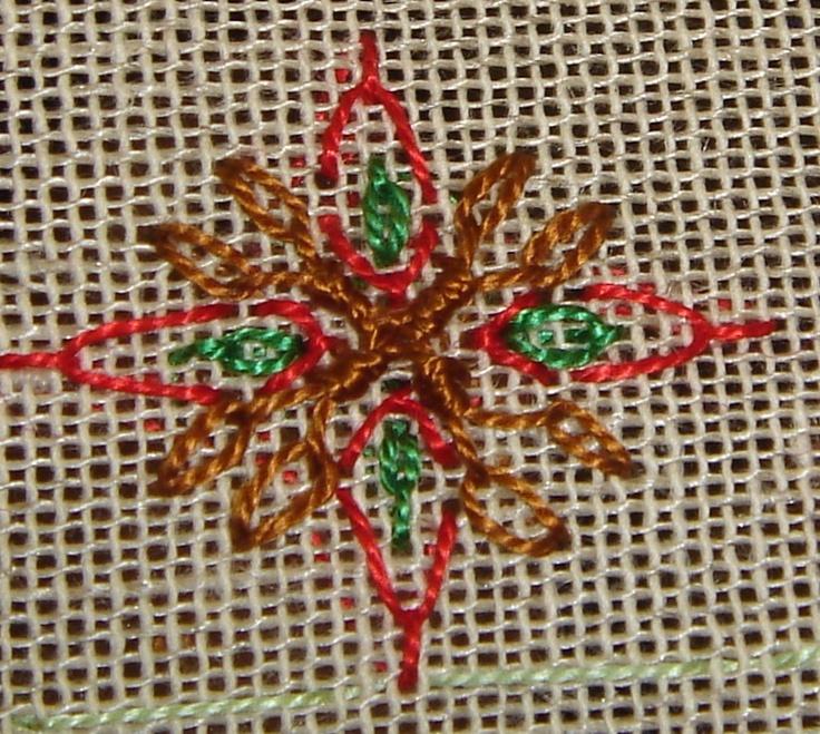 Keswick Stitchers: January Meeting Wessex Stitchery