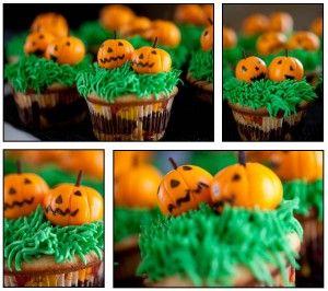 Special Tips for Your Halloween Cupcake: Hallowen Cupcake Design ~ CupCake Inspiration