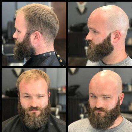 better as bald beard