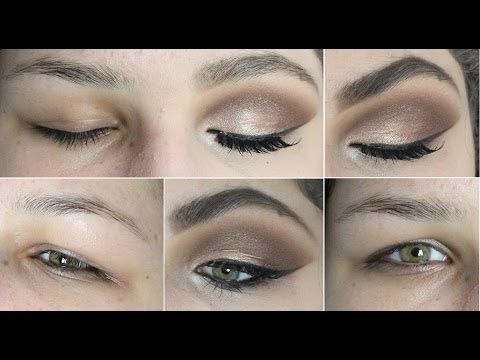 Duda Fernandes Maquiagem para Pálpebra Gordinha e Olhos Pequenos! Como Aumentar os Olhos com Maquiagem! - Duda Fernandes