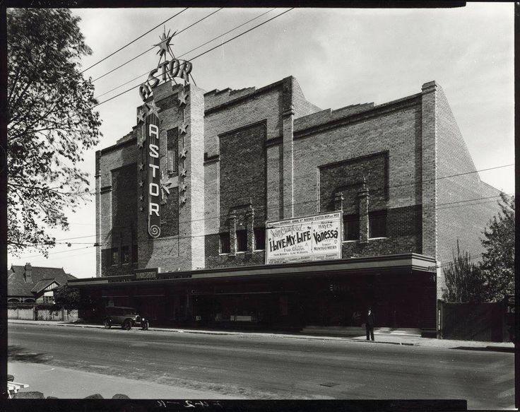 The Astor-1935
