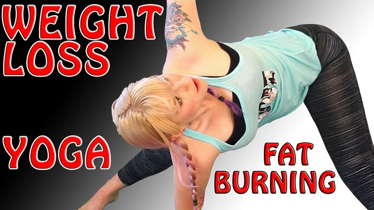 Beginners Yoga for Weight Loss & Fat Burning 40 Minute Meltdown Workout!