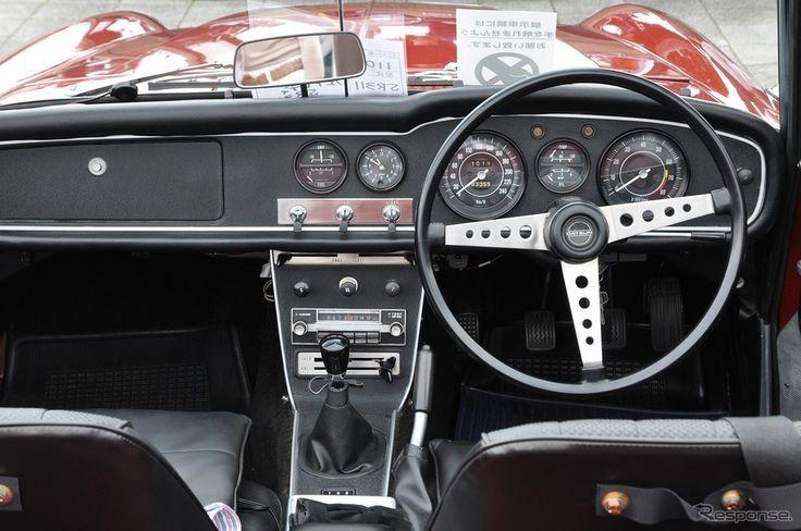 1967年 ダットサン フェアレディ SR311