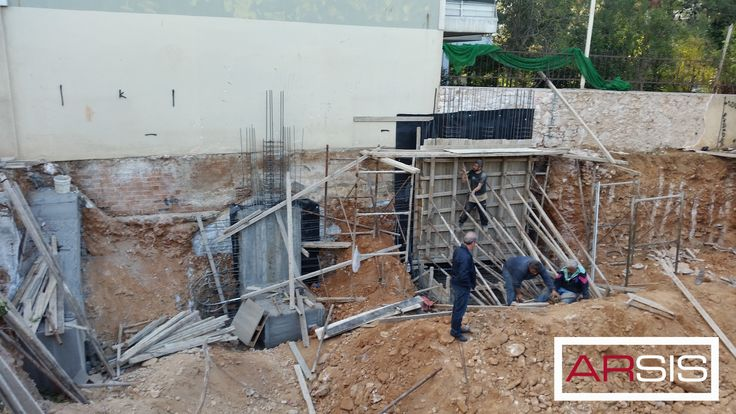 Υπό κατασκευή Πενταόροφη Πολυκατοικία Καλαβρύτων 24 Ηλιούπολη #underconstruction #Athens #Superiority #Innovative #Structures  http://arsis.com.gr/el/construction/indicative-work.html --------------------------------- Under construction five-storey building, located in Ilioupoli Athens Greece https://arsis.com.gr/en/blog-en.html