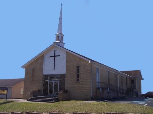 First Church of the Nazarene of Glasgow, Kentucky