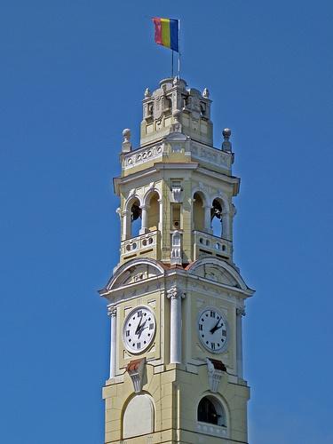 Turnul Primăriei - Oradea city.