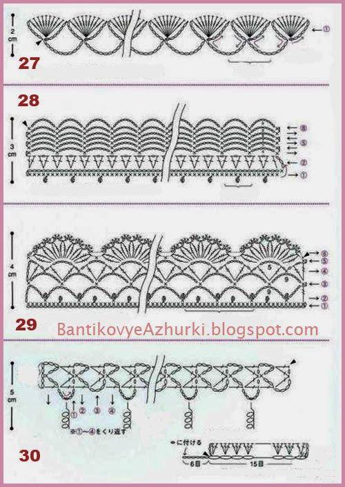 Crochet Scheme, Crochet